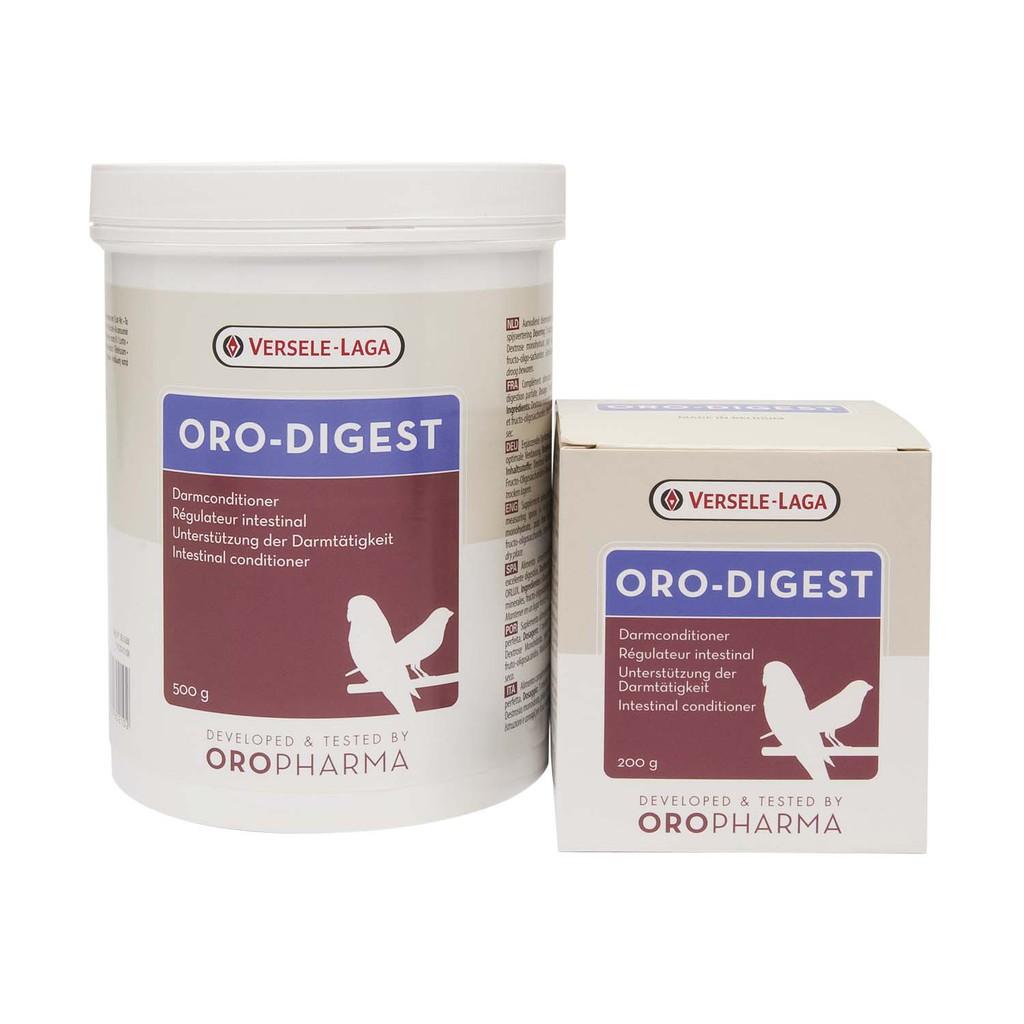 Vitamin điều hòa đường ruột dành cho chim cảnh Versele-Laga Oropharma Oro- Digest dạng bột - Nguyên hộp 150G và 500G | Shopee Việt Nam