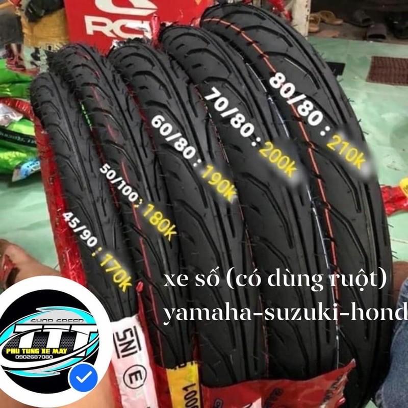 vỏ lốp xe máy  CAMEL  dunlop(t900) thái lan 45-50-60-70-80 / 80/ 17 imches ( có dùng ruột)_Dochoixemaynhapkhau