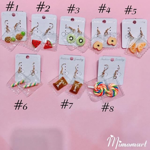 Khuyên hoa quả mix kẹo