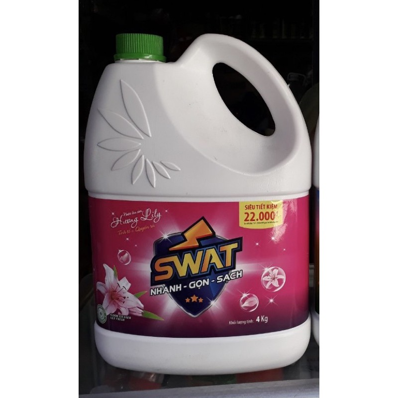 Lau sàn LiLy SWAT 4kg
