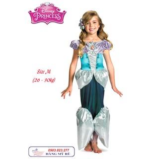 Trang Phục Halloween Cosplay Công Chúa Ariel (Hàng Mỹ xách tay) thumbnail