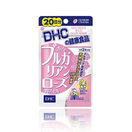 (Sẵn) Viên uống hoa hồng Bulgarian Rose Của DHC Nhật Bản