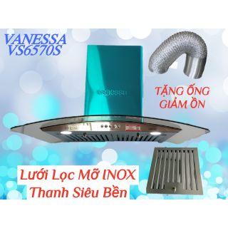 Máy Khử Mùi Kính Cong Cao Cấp VANESSA VS6570S
