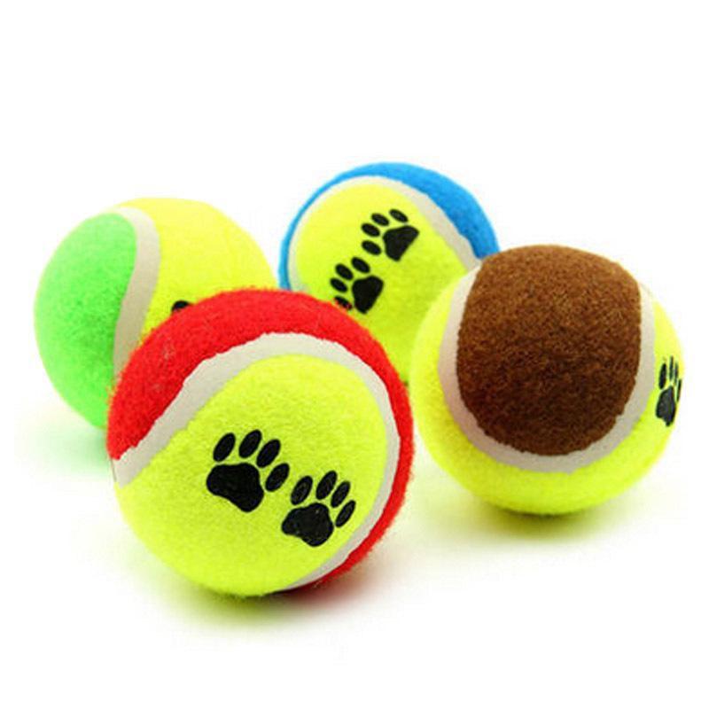 Đồ chơi bóng tennis cho chó mèo