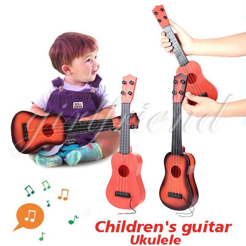 Mini Ukulele Educational 4 Strings Performance Ukulele Toy