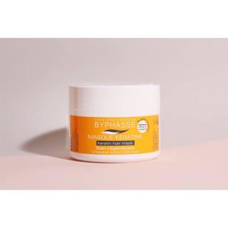 Mặt Nạ Ủ Tóc Byphasse Dành Cho Tóc Khô, Xơ Rối 250ml Keratin Hair Mask thumbnail