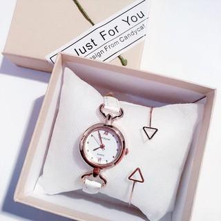 (Giá sỉ)Đồng hồ thời trang nữ CanDyCat C877