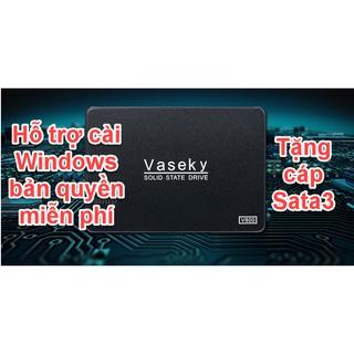 Ổ cứng SSD Vaseky V800 120GB, 240GB, 480GB – Hàng chính hãng, bảo hành 3 năm