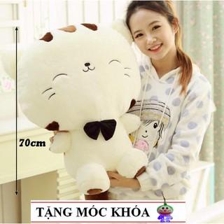 Gấu bông mèo MengMeng cao cấp – 70cm