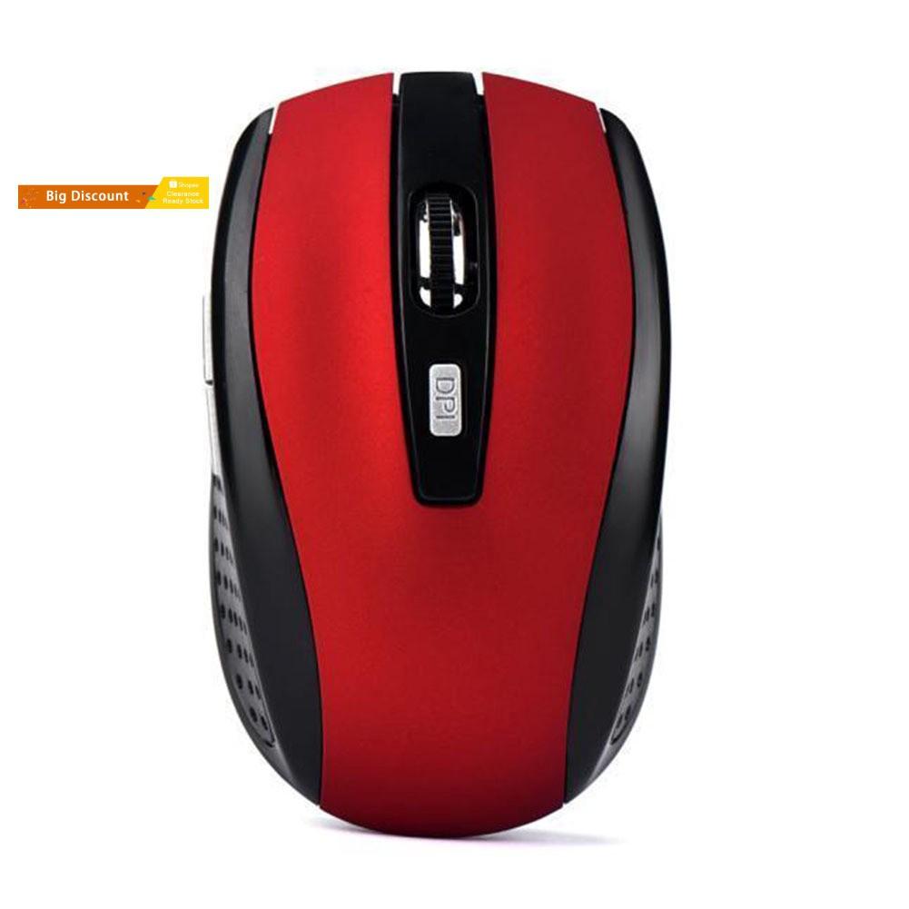 Chuột Không Dây 2.4ghz 1200dpi Cho Pc Laptop