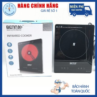 Bếp Hồng Ngoại Bennix BN-388IH - Bảo Hành Chính Hãng 12 Tháng