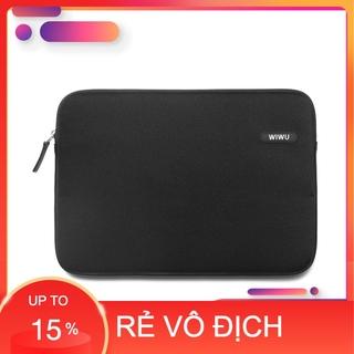 Túi chống sốc Laptop 13 – 15 inch Wiwu bo góc (Đen)