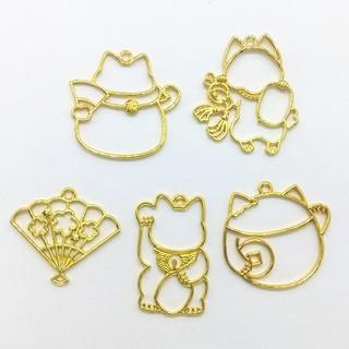 [CÓ SẴN] Set mèo thần tài 4 con