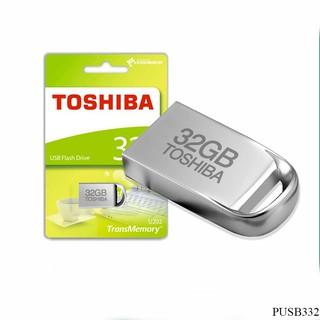 [Mã ELFLASH5 giảm 20K đơn 50K] USB 4GB/8GB/16GB/32GB SIÊU NHỎ TOSHIBA 2.0-USB Ô TÔ(CHỐNG NƯỚC)(bh 12 Tháng)
