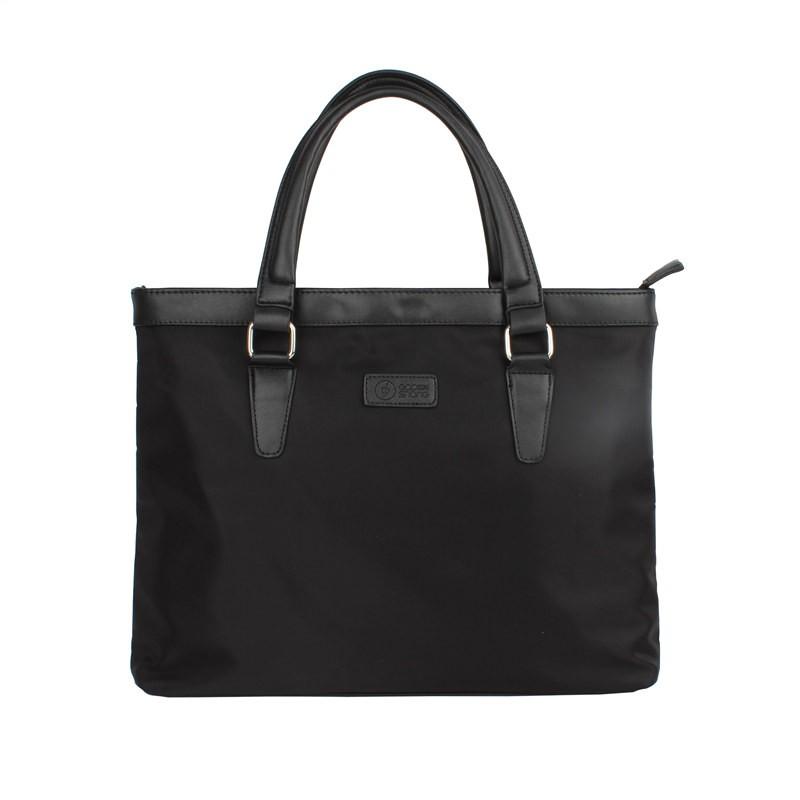 กระเป๋ามือโนเบิลธุรกิจกระเป๋าเอกสารความจุขนาดใหญ่ถุงซิปกระเป๋าข้อมูลกระเป๋าเอกสา