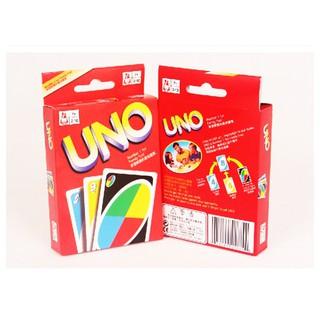 Combo 2 bộ bài UNO mỏng bởi winz.vn