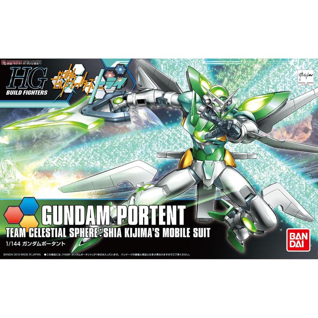 Mô hình lắp ráp Gundam HGBF BF Portant