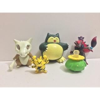 Mô hình pokemon tomy móc khoá