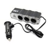 Bộ chia ba tẩu và cổng USB 12V cho ô tô TL 332 - 3330686 , 844646235 , 322_844646235 , 157000 , Bo-chia-ba-tau-va-cong-USB-12V-cho-o-to-TL-332-322_844646235 , shopee.vn , Bộ chia ba tẩu và cổng USB 12V cho ô tô TL 332