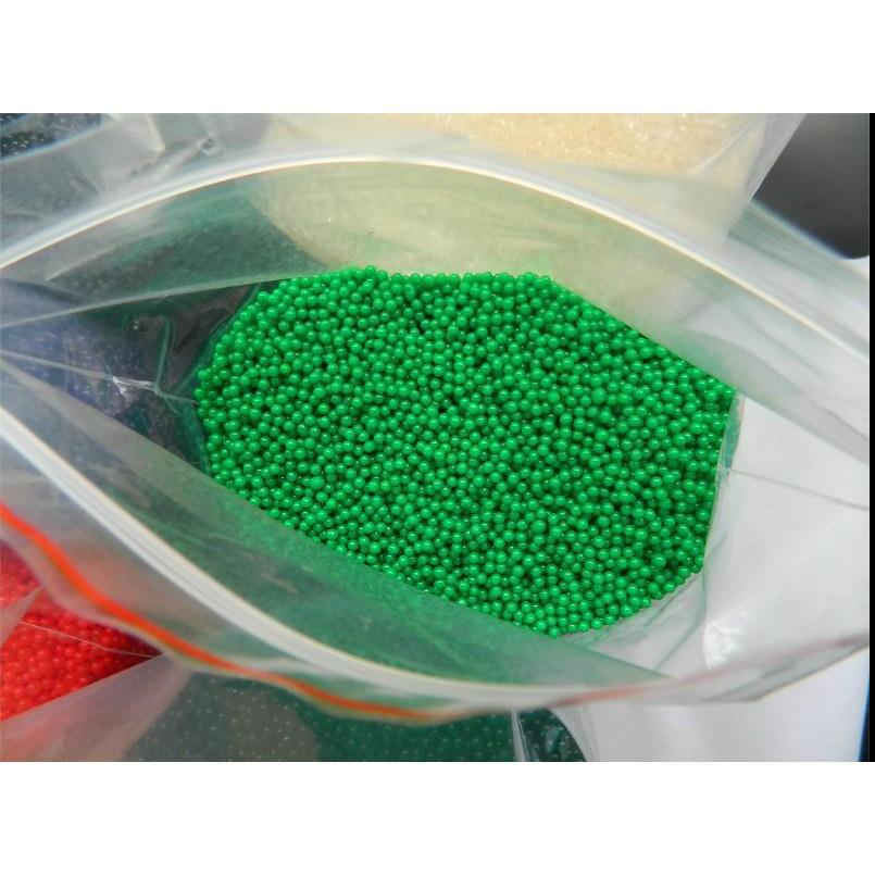đồ trang trí - hạt nở ngâm nước trồng cây trang trí nhà cửa ( hạt nở 1 màu ) mã KSU73
