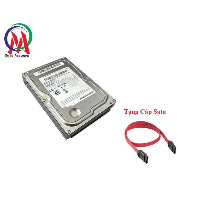 Ổ CỨNG PC 320GB SS/HTC bh 24 tháng tặng kèm cáp Sata