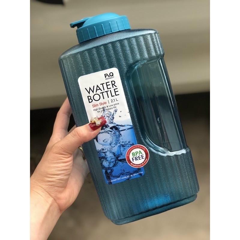 Bình nước 2,1 lít hãng Lock and Lock siêu xịn