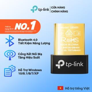 Bộ Chuyển Đổi Bluetooth TP-Link UB400 USB Nano Bluetooth 4.0