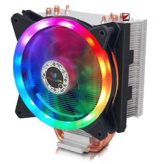 Tản nhiệt khí Fuller T900i LED RGB (sử dụng được cho cả Intel AMD) thumbnail