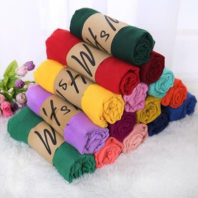 Khăn choàng nữ thời trang, màu sắc tươi sáng, phong cách Hàn Lưu yêu thích - 2927361 , 676680649 , 322_676680649 , 25000 , Khan-choang-nu-thoi-trang-mau-sac-tuoi-sang-phong-cach-Han-Luu-yeu-thich-322_676680649 , shopee.vn , Khăn choàng nữ thời trang, màu sắc tươi sáng, phong cách Hàn Lưu yêu thích