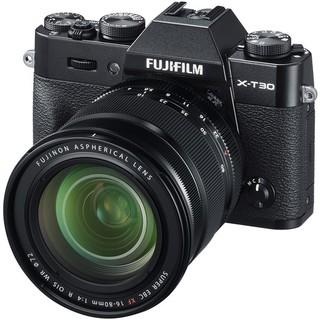 Máy Ảnh Ống Kính Fujifilm XF 16-80mm f4 R LM OIS WR - Chính Hãng Fujifilm Việt Nam