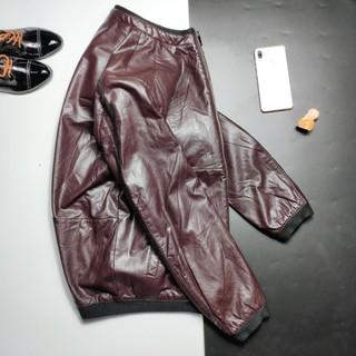 Áo khoác da nam thời trang cao cấp siêu bền