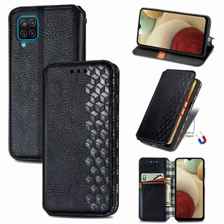 Luxury Leather Wallet Magnetic Flip case For Samsung Galaxy A12 S20FE A02S A21 A21S A41 Samsung Galaxy M01 M51 PU Leather Card Slot Phone Case With Stand Holder