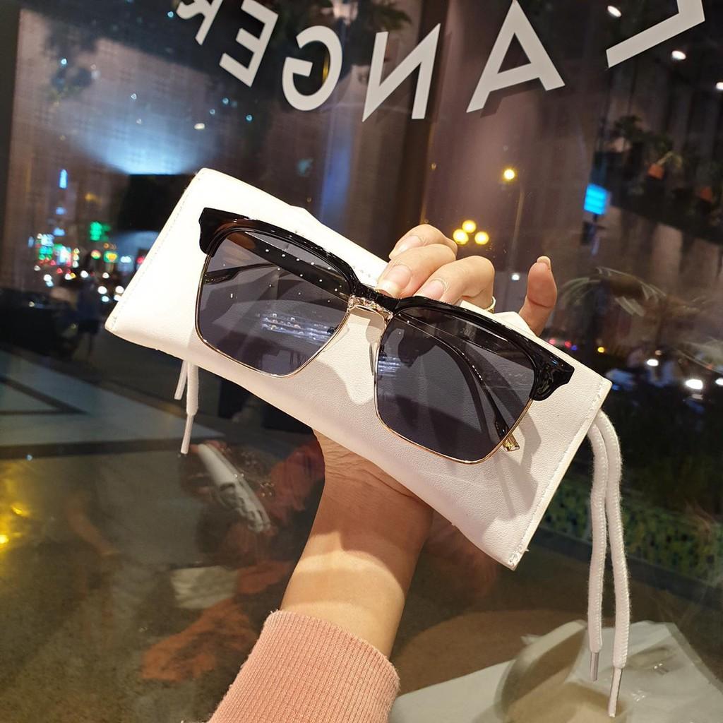 Kính mát nam nữ thời trang Nam40 gọng vàng Hàn Quốc siêu đẹp - siêu bền thông dụng đảm bảo...
