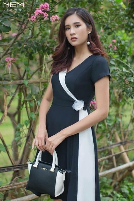 Váy Nem nguyên mác size 4