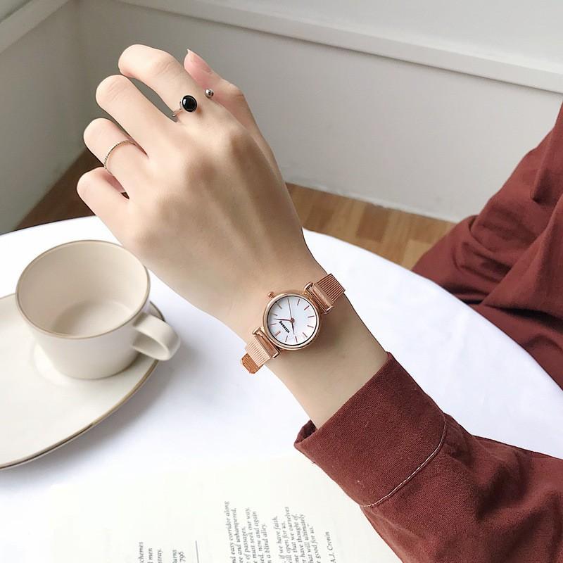 นาฬิกาข้อมือขนาดเล็กแฟชั่นเด็ก