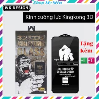 Kính cường lực King kong iphone Full màn 6plus 7plus 8 8plus x xs xs max 11 12 pro 11 promax 12 promax thumbnail