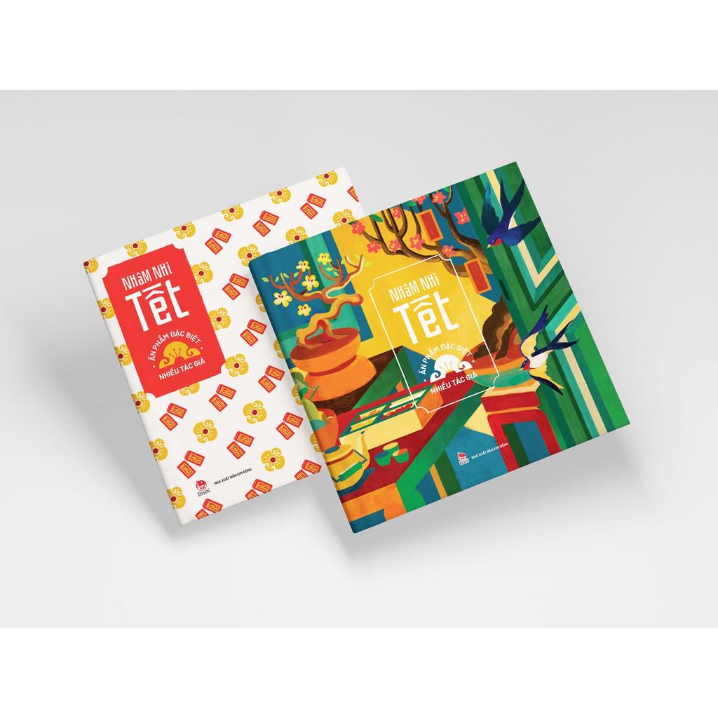Combo 3 cuốn sách : Nhâm Nhi Tết + Đúng là Tết + Kể chuyện tết Nguyên Đán - NXB Kim Đồng