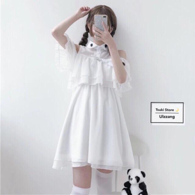 [ORDER] Đầm thiên thần nhỏ lolita NB 。‿。??