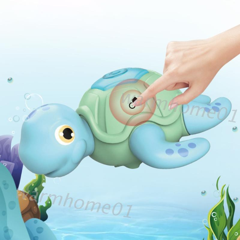 WMT Magnetic Assembly Marine Creature Toys DIY Sea Turtle Lobster Crab with Light