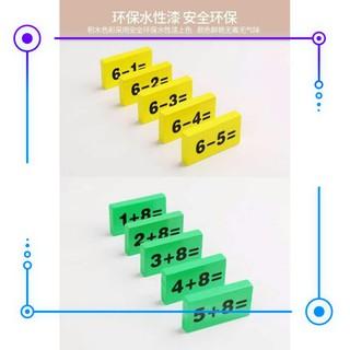 [sale sốc] Bộ đồ gỗ học toán cho bé