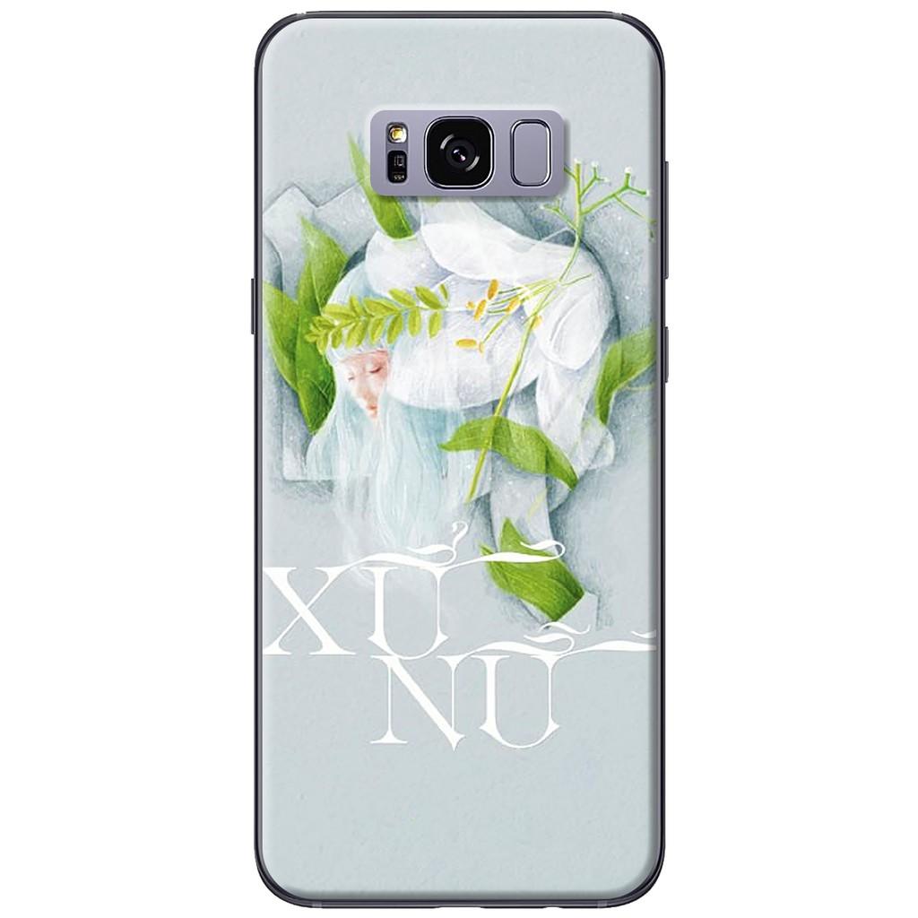 Ốp lưng Samsung S8/S8 plus Cung xử nử