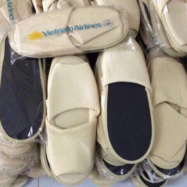 Dép đi trong nhà Vietnam airline