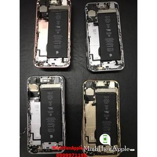 [Mã ELORDER5 giảm 10K đơn 20K] Vỏ iphone 6s nguyên cụm zin tháo máy , thiếu camera, vỏ trầy