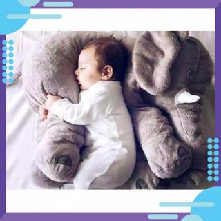 [Gía Hủy Diệt + Tặng Mã Giảm Giá] Con voi ôm cho bé màu xám Quin Store