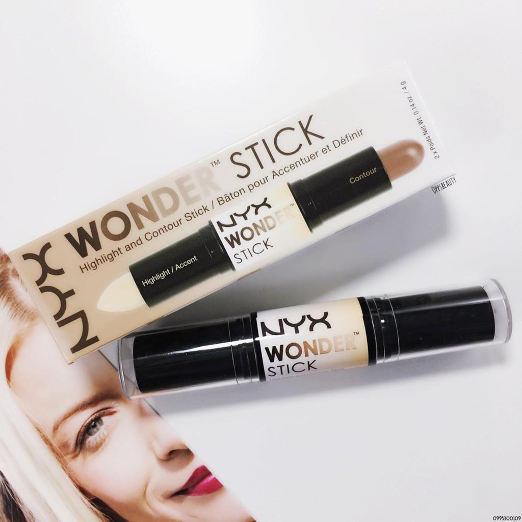 [NYX] Bút tạo khối Nyx Wonder Stick màu Medium
