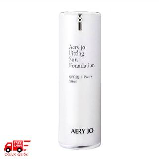 Kem Nền Trang Điểm Chống Nắng SPF28 PA++ Aery Jo Fitting Sun Foundation thumbnail