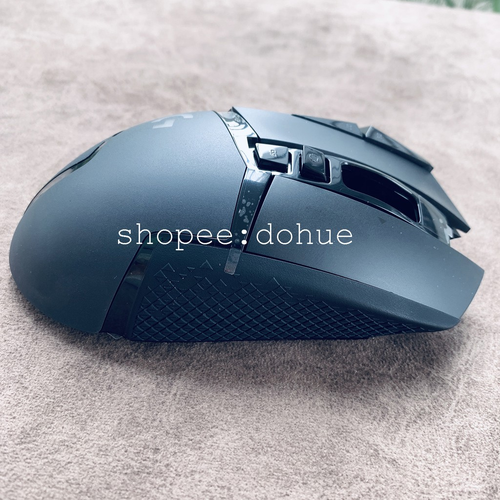 Vỏ chuột Logitech G502, G502 spectrum, G502 hero new 100% (tặng kèm feet)