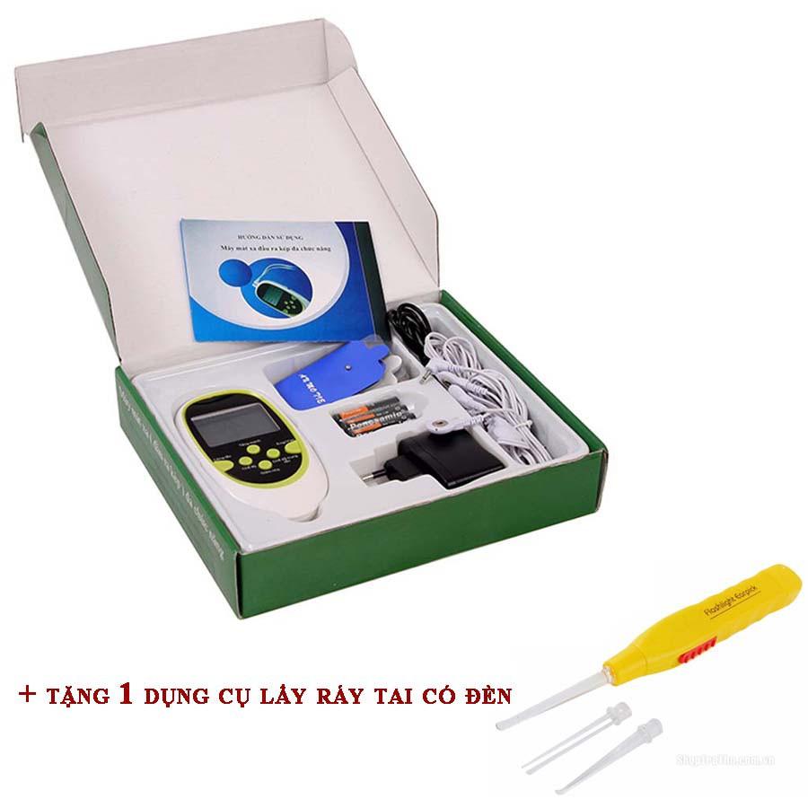 Máy massage xung điện trị liệu 8 miếng dán tặng 1 dụng cụ lấy ráy tai - 3571290 , 1257846684 , 322_1257846684 , 115000 , May-massage-xung-dien-tri-lieu-8-mieng-dan-tang-1-dung-cu-lay-ray-tai-322_1257846684 , shopee.vn , Máy massage xung điện trị liệu 8 miếng dán tặng 1 dụng cụ lấy ráy tai