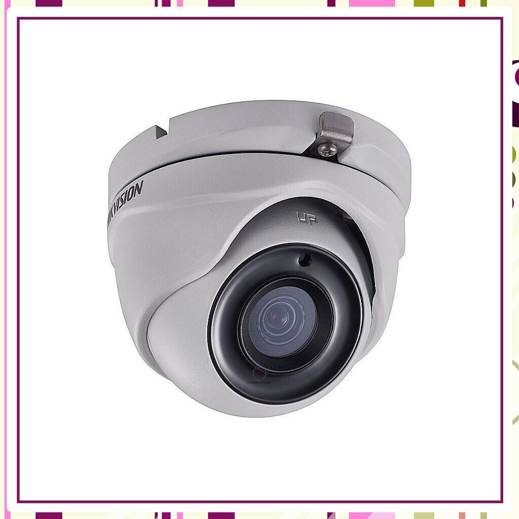 (Sale Tẹt Ga) Camera HD-TVI bán cầu hồng ngoại 20m 5MP HIKVISION DS-2CE56H1T-ITM tính năng hồng ngoại thông minh