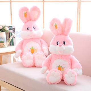 Thỏ Nhồi Bông Dễ Thương Dùng Làm Quà Tặng/trang Trí Nội Thất